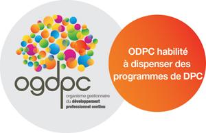 """Label """"Organisme de DPC habilité"""" par l'OGDPC"""